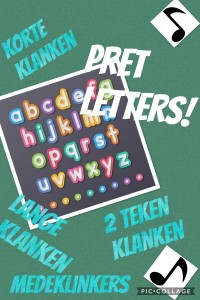 pretletters workshop fonetisch alfabet